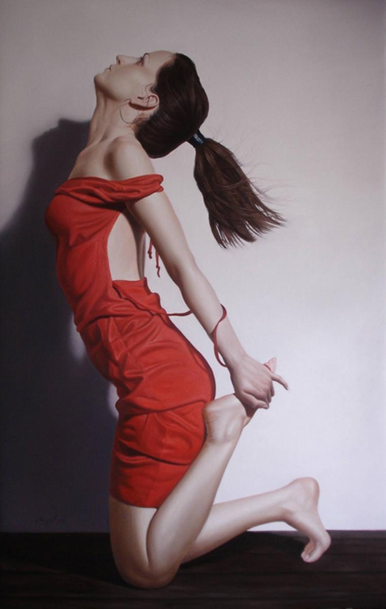 ARTIST: Angel Peychinov ~   Hyperrealistische kunst