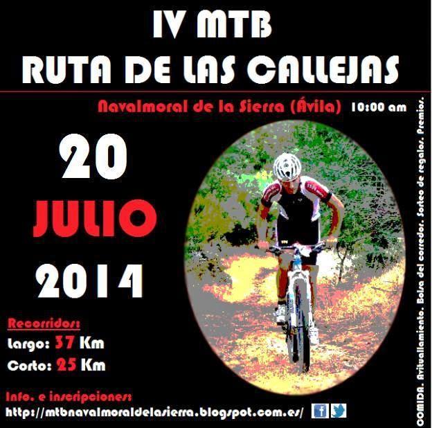 Amantes del ciclismo de carretera y monta a marcha mtb - Navalmoral de la sierra ...