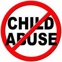 "We Say ""NO"" to Child Abuse!"