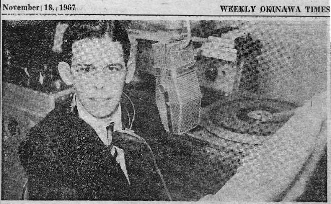 Very Rare Picture Of Art Bell @KSBK