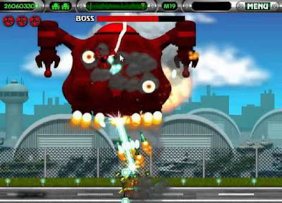 Download Game Heavy Weapon Deluxe boss