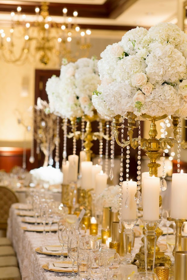 A Silver And Gold Theme Wedding Stuff Ideas
