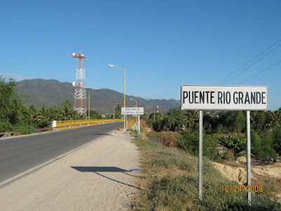 Río Grande, Oax.