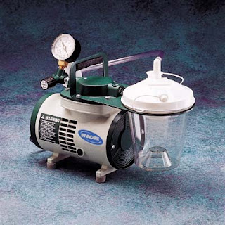mucus suction machine