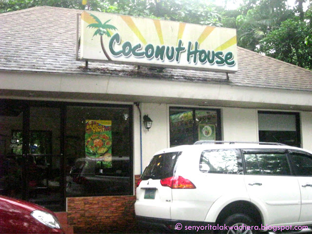 Coconut House at Quezon City CircleCoconut House, Food, Healthy food, Quezon City Circle - a filipino cuisine restorants that sereves all filipino food with a twist. All food serves with coconut as the main ingridients.