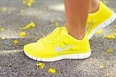 Shoes Fitspo Motivation Run Train Nike Running Fit Neon Training
