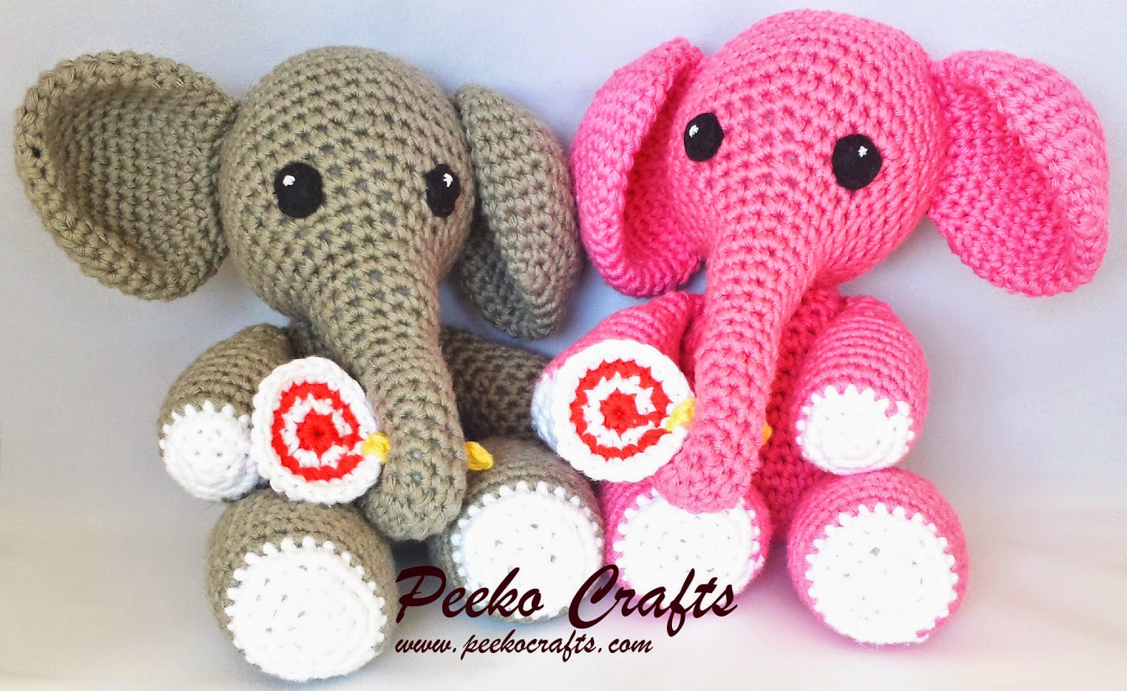 peekocrafts, kitted toys, knitting ideas