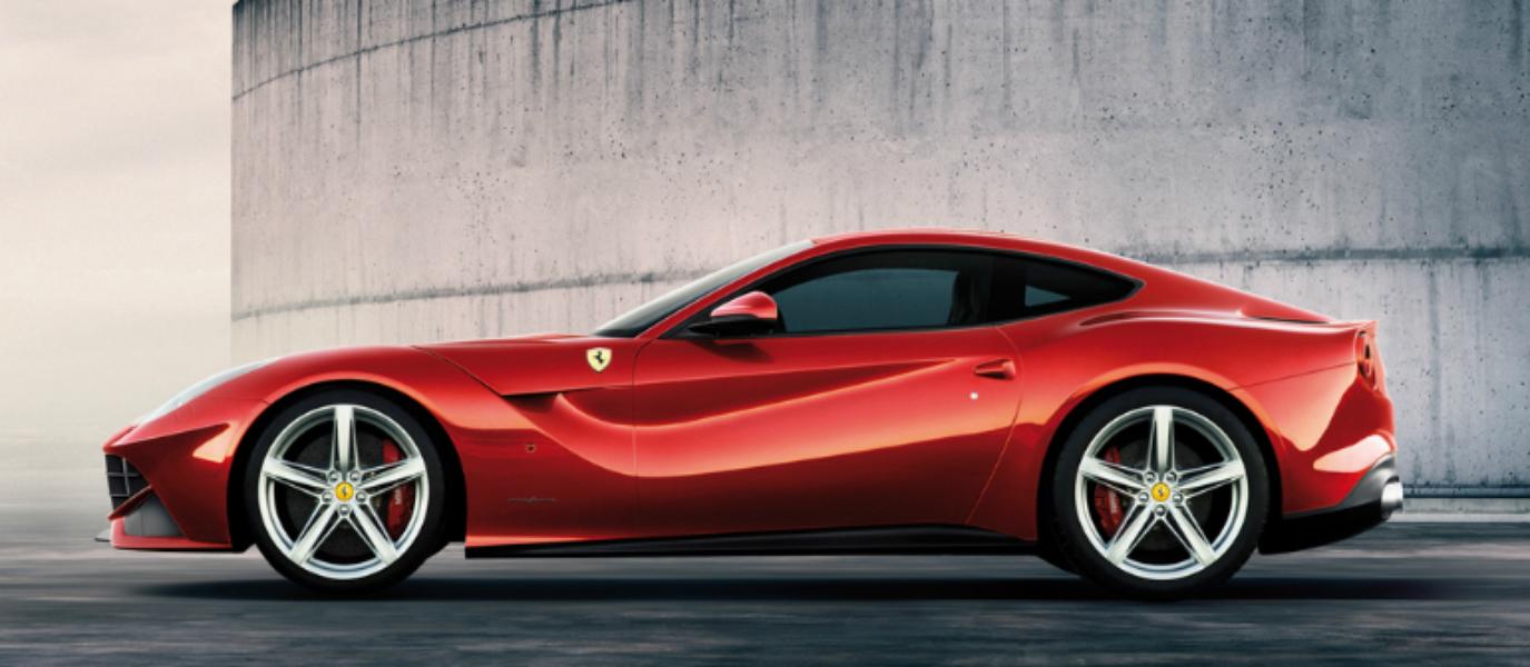 Most expensive cars in the world top 10 list 2014 2015 - Ferrari F12berlinetta