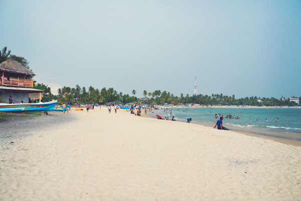 Beach of Arugam Bay