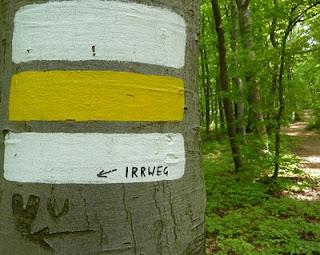 Irrweg © Sistlau 2011