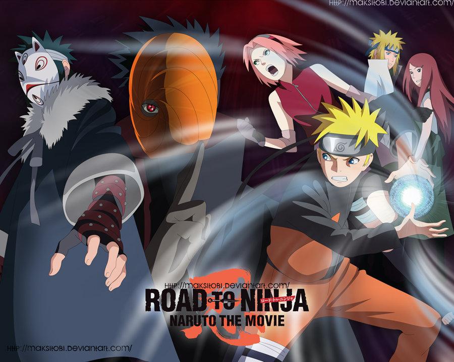 Naruto Shippuden the Movie 6: Road To Ninja [Subtitle