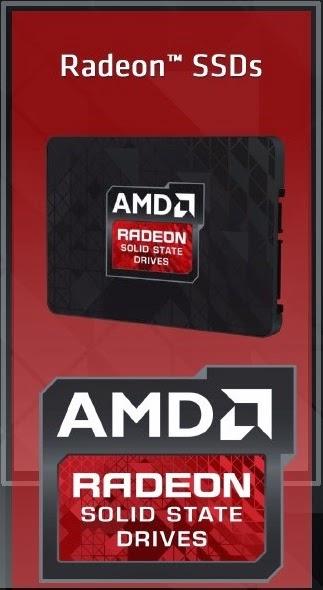AMD Mengenalkan SSD Radeon R7 Series