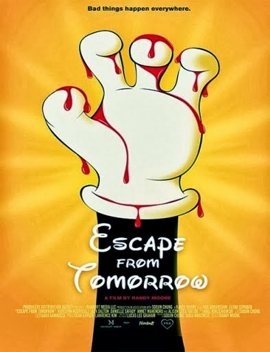 Ver Escape from Tomorrow (2013) Online