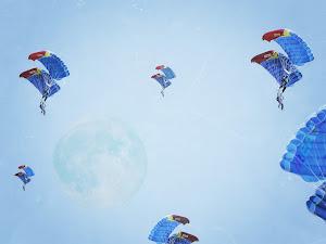 O luna imaginara in Targu Mures