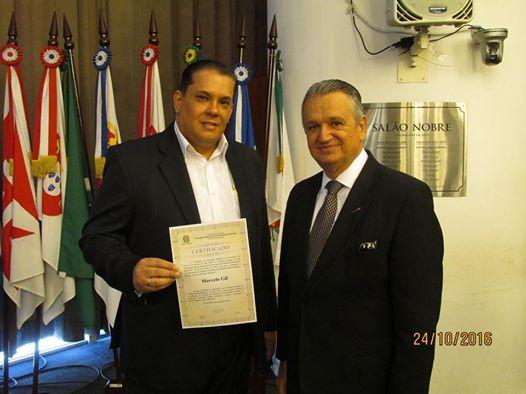 ENTREGA DA PORTARIA Nº 6033/2016 DO CRECI-SP AOS CORRETORES DE IMÓVEIS AVALIADORES IMOBILIÁRIOS