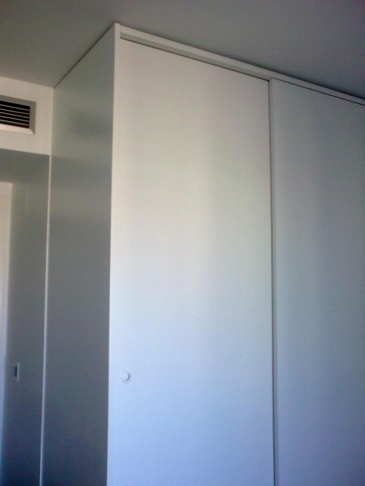 Armario de puertas correderas para dormitorio muebles - Mueble puertas correderas ...