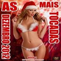 CD As Mais Tocadas Dezembro 2012