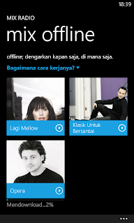 Hiburan Xbox di Windows Phone
