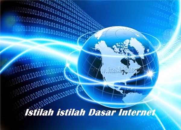 Istilah istilah Dasar Internet