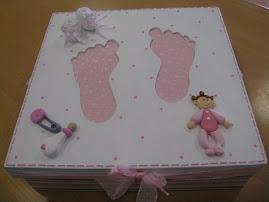 Caixa Lembranças Nascimento