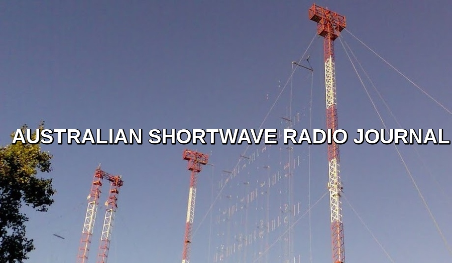 Australian SW Radio Journal