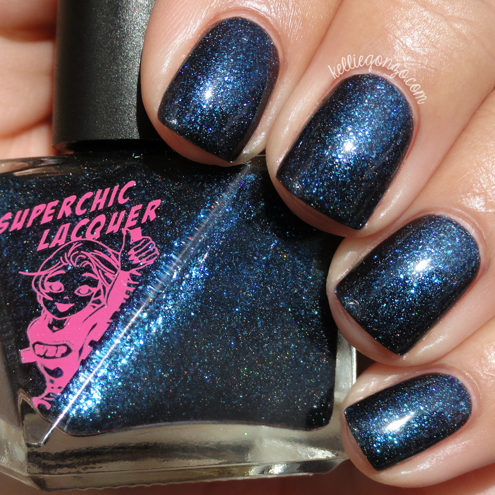 SuperChic Lacquer Witches Agenda for Uberness