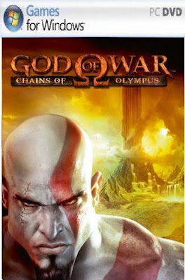 godoofwarchainsofolympus Download   Jogo God of War: Chains of Olympus   PC Game