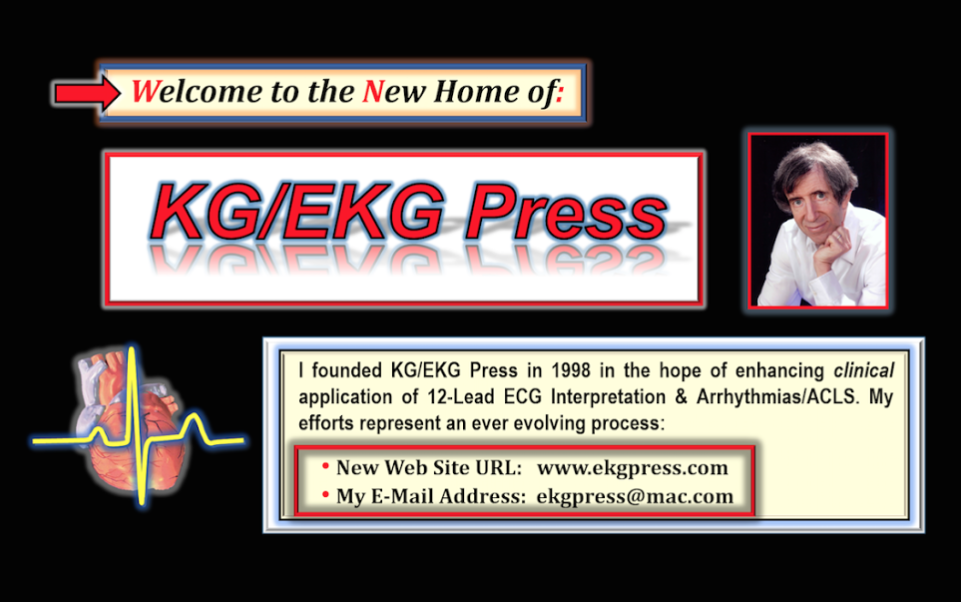 KG/EKG Press