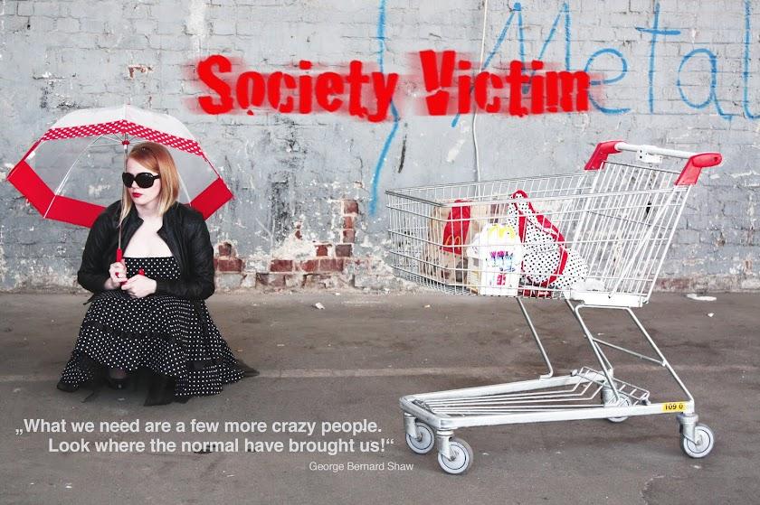 society victim