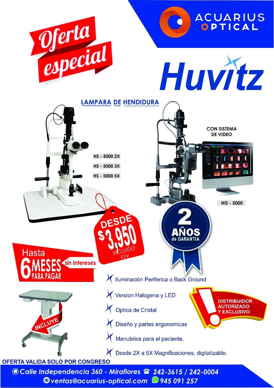 LAMPARA DE HENDIDURA $3950 HASTA 6 MESES