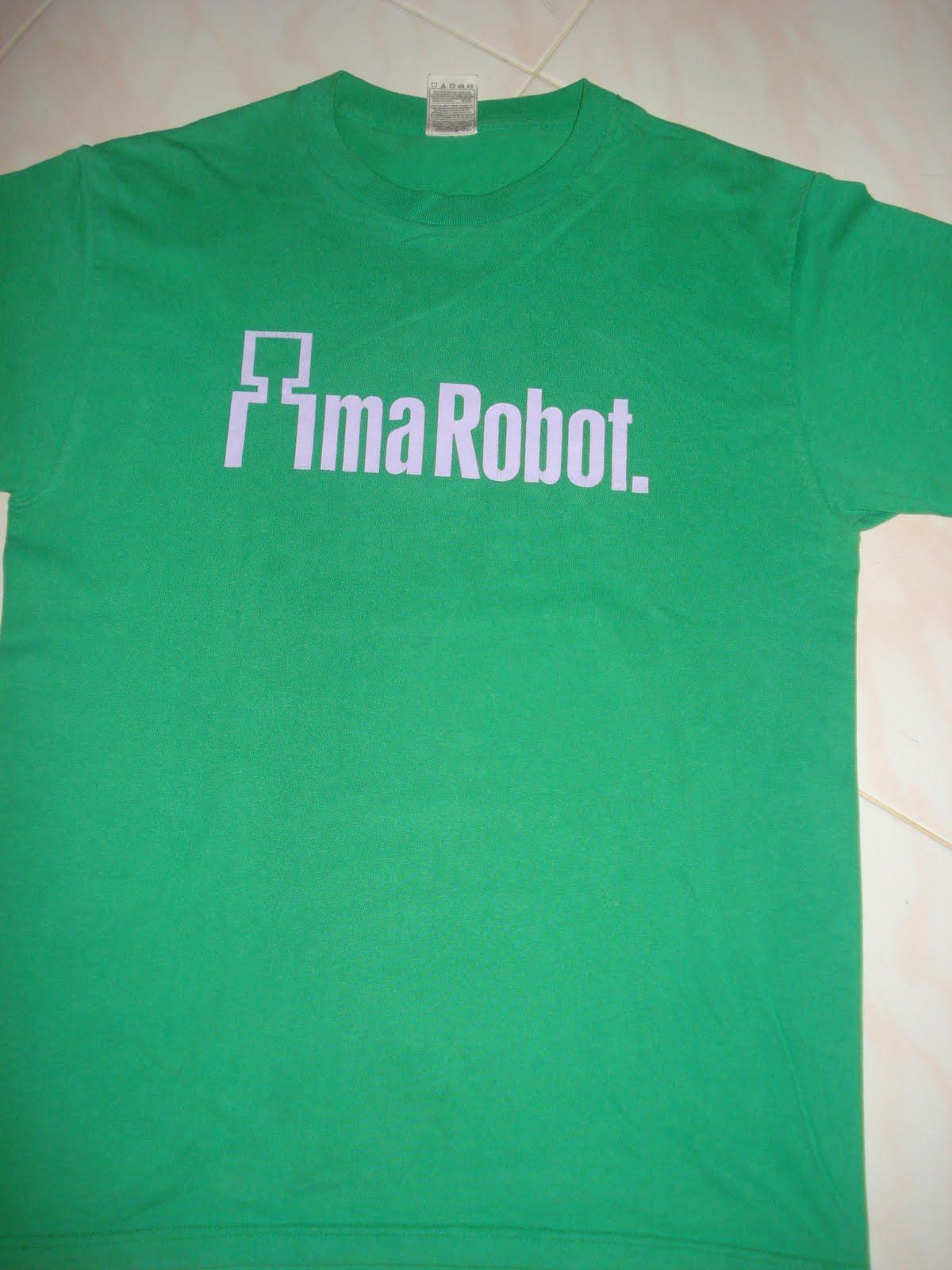 Ima Robot Band ''ima Robot Band '' Shirt