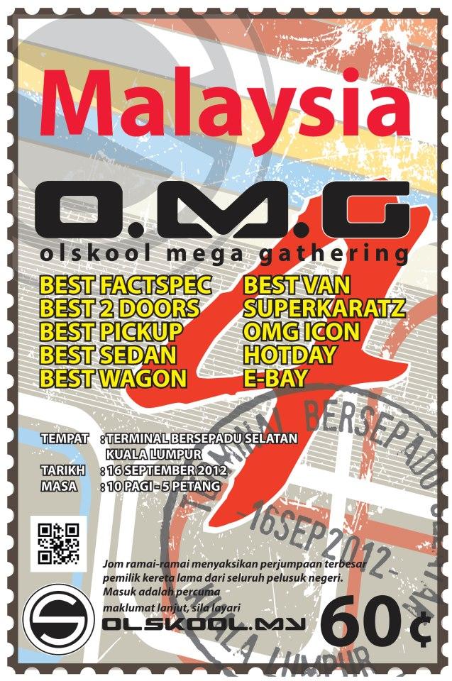 OMG4 = OlSkool Mega Gathering 4