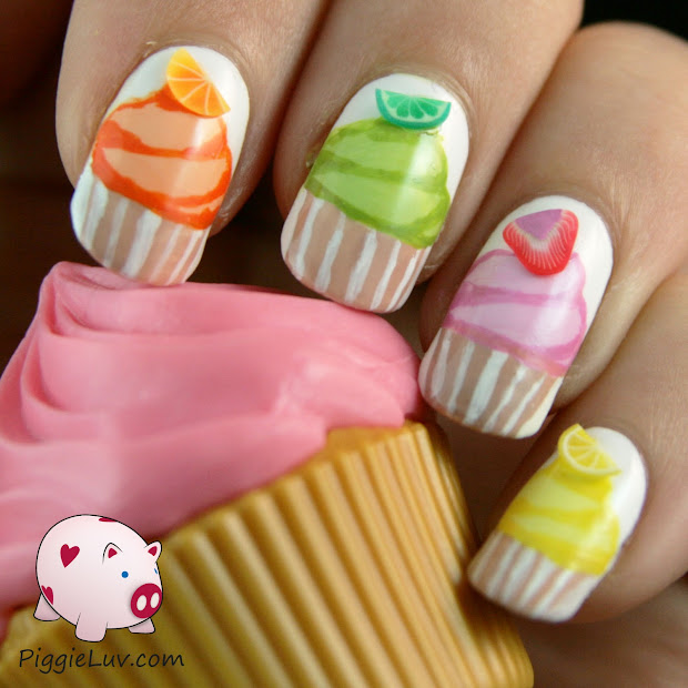 piggieluv cupcakes