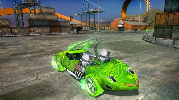 Hot Wheels Worlds Best Driver screenshot