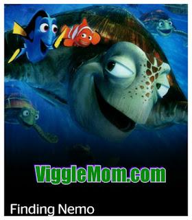 Finding Nemo, Viggle, Viggle Trivia Answers, Viggle Mom, SnapMaster, Perk