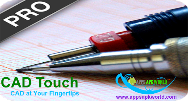 CAD Touch Pro 5.0.9 Patched APK image