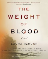 Cover of The Weight of Blood by Laura McHugh