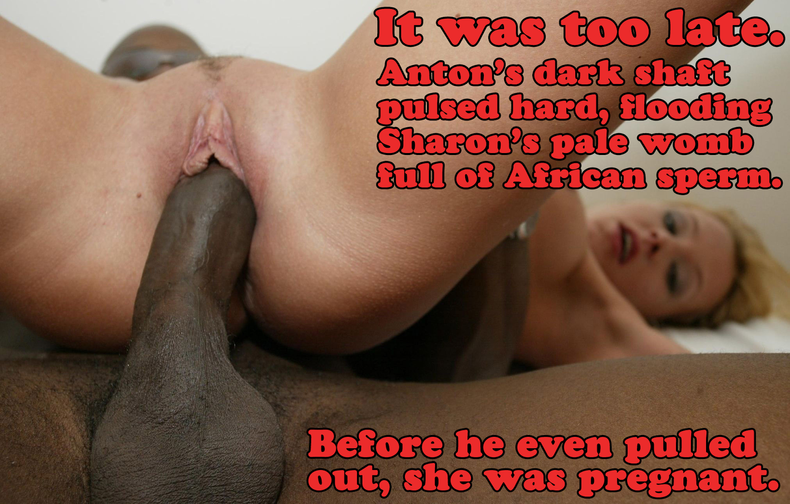 Impregnation Storys Great free stories interracial impregnation - porn archive