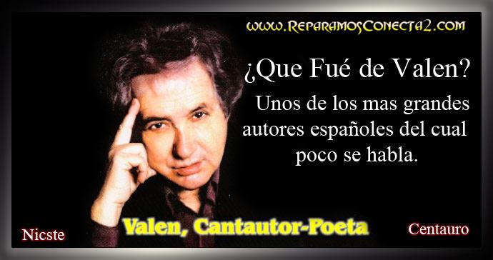 Descargar cds de Valen cantante español