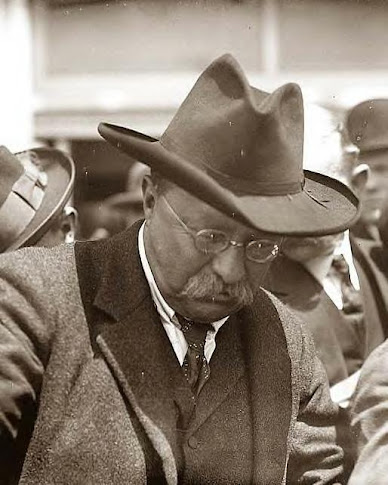 Roosevelt in Jersey 5-25-1912
