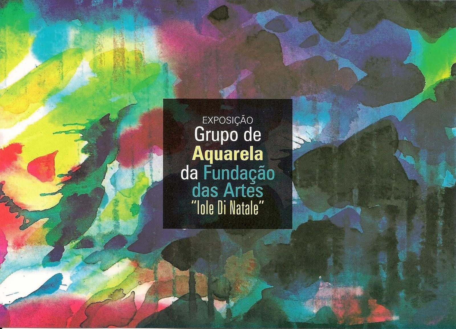 "Grupo de Aquarela ""Iole Di Natale"""