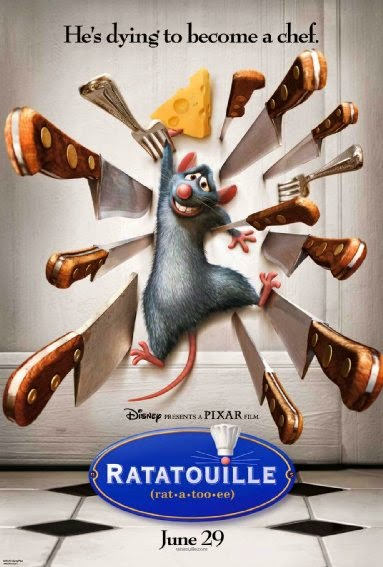 Download Films Ratatouille (2007) BluRay 720p