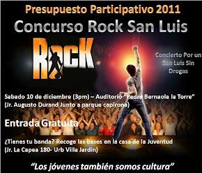 ROCK EN SAN LUIS 2011