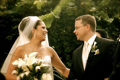 Свадебное фото: после дождичка, в четверг