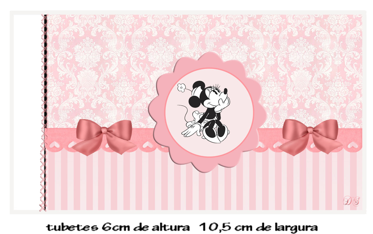 Free Printable Minnie Mouse Baby Shower Invitations for great invitation sample