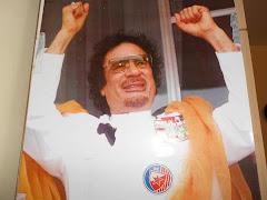 Warum heute noch für Oberst Gaddafi sein?