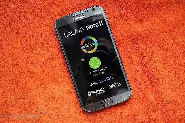 mg5238 Samsung Galaxy Note 2 İncelemesi