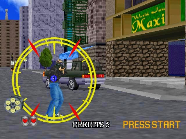 vcop2 PC Game Free Download