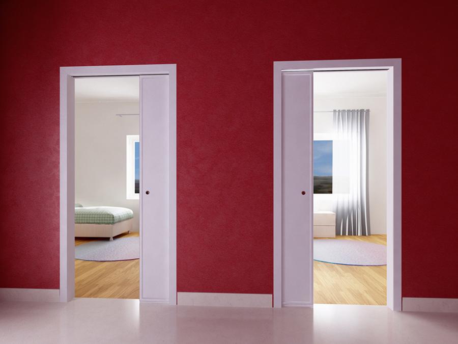 Ristrutturazioni case porte scorrevoli in vetro o a scomparsa - Porta scorrevole da interno ...