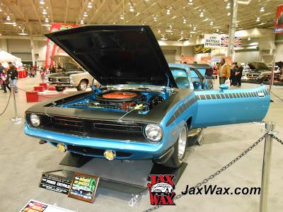Jax Wax 1970 Plymouth Cuda AAR